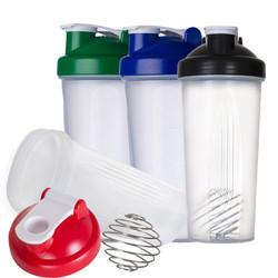 Coqueteleira 600ml plástica Shake