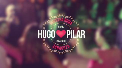 Hugo y Pilar