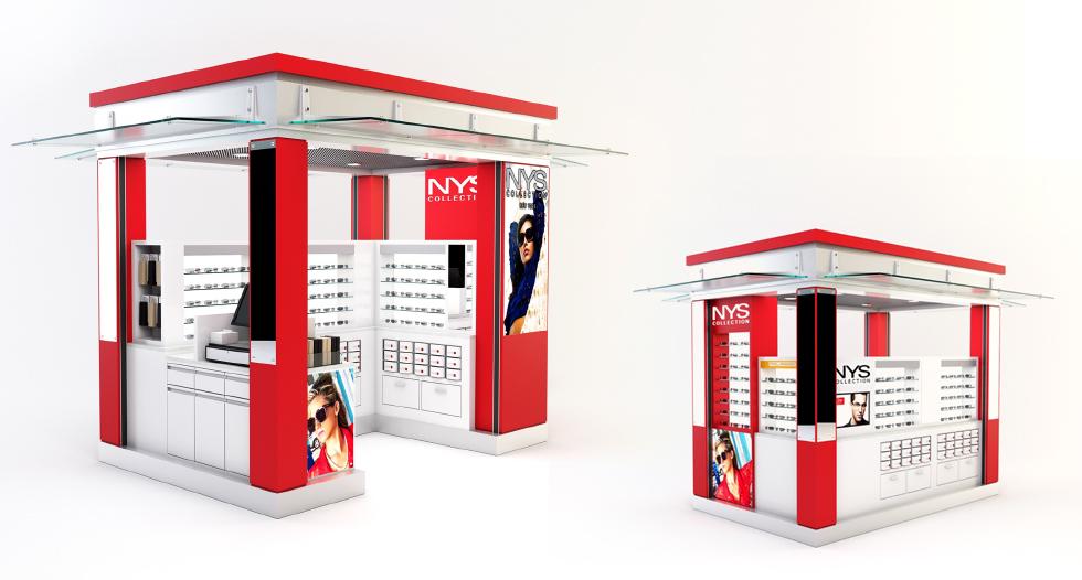 NYS Outdoor Kiosk