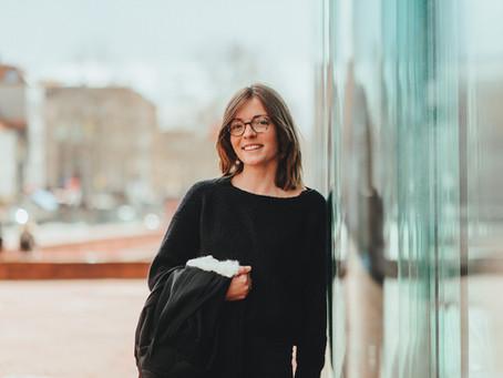 Lisse werd meteen na haar studies zelfstandig om te starten als stagiair-advocaat