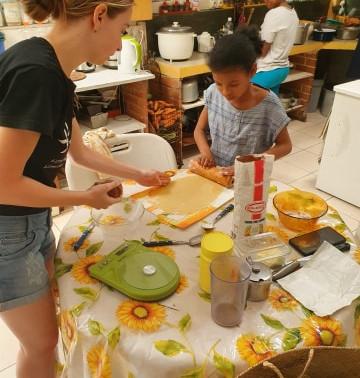 Charlotte Tomme haar ervaring in Madagaskar