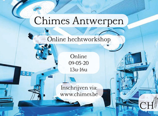 Online Workshop steriel hechten