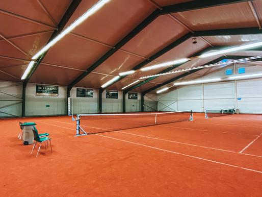 Wintertraining: Tennis voor gevorderden