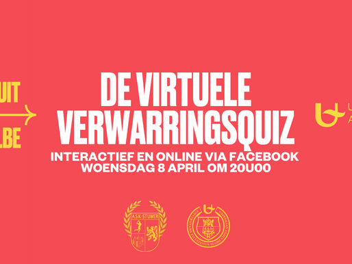 Doe mee met de Virtuele Verwarringsquiz