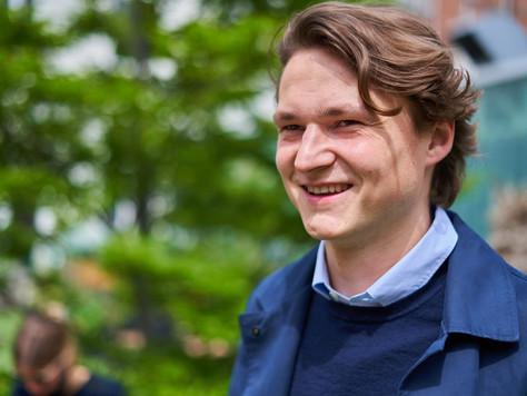 INTERVIEW | Michael Serneels, Just Food