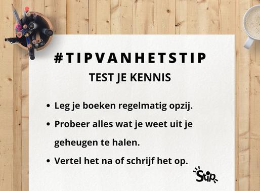 #3 Tip van het STIP