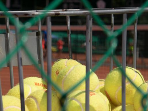 Wintertrainingen: JUNIOR TENNIS