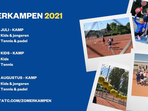 ZOMERKAMPEN 2021
