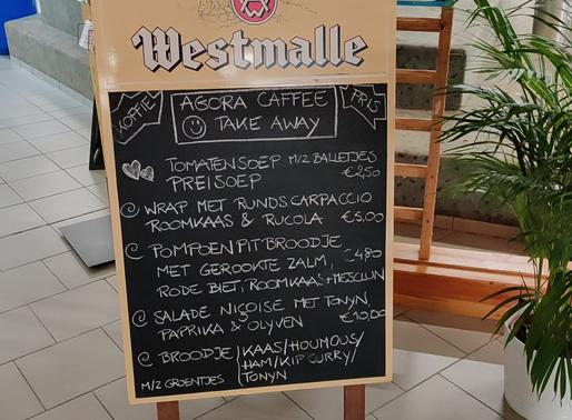 Agora Caffee opent de deuren