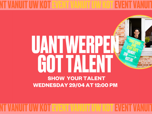 UAntwerpen got talent