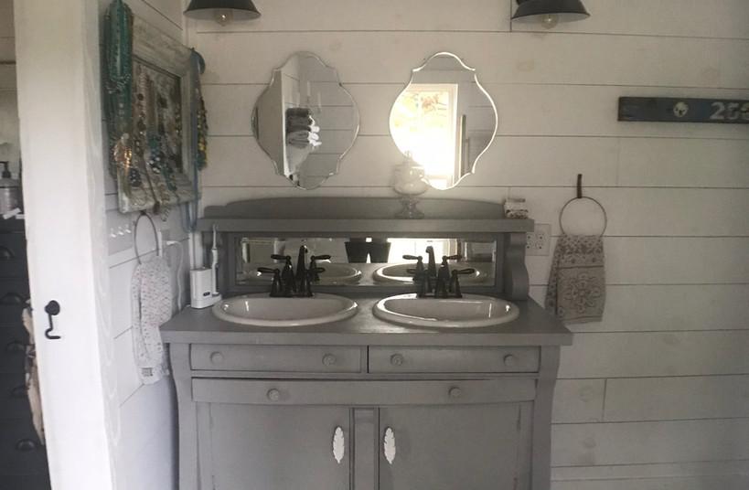 Old Dresser vanity