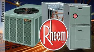 Rheem-Heating & Air Conditioning