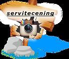 Servitecening/instagran
