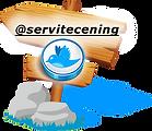 Servitecening/twitter