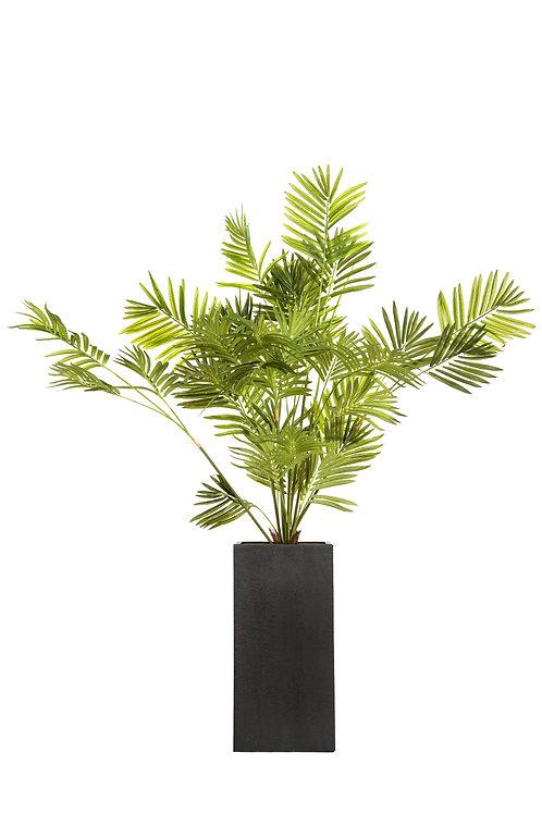 Artificial Kentia Palm with Geo Square Planter