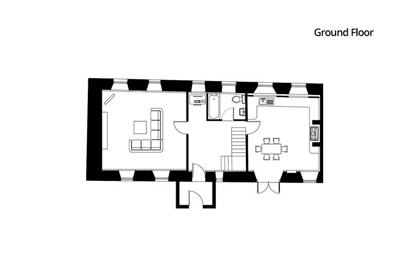 Le Grand - Ground Floor Plan