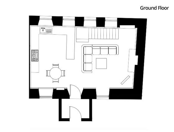 Le Petit - Ground Floor Plan