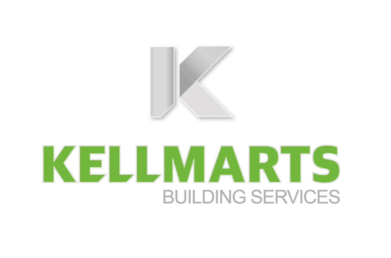 Kellmarts Logo - white background