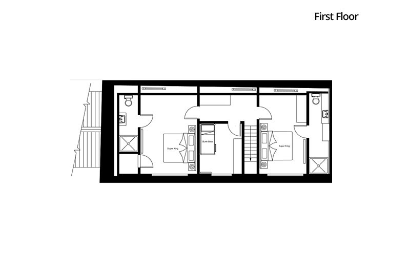 Le Grand - First Floor Plan