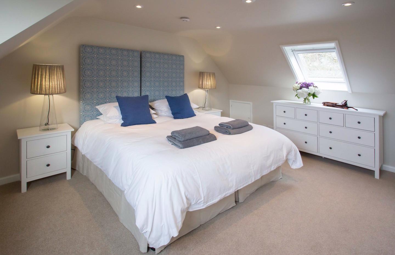 Le Friquet - Master Bedroom