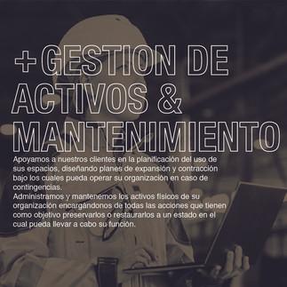 Gestion de Activos & Mantenimiento