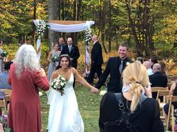 October Wedding Reference Photo