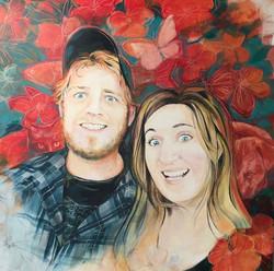 Alex + Carson Wedding Gift