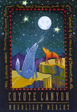 Coyote Canyon Moonlight Merlot