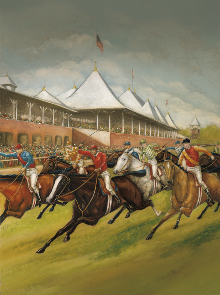 150th Years of Racing in Saratoga