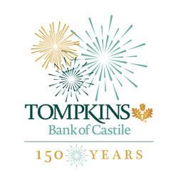 Tompkins Bank 150th