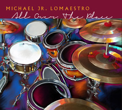Mike Lomaestro CD Cover