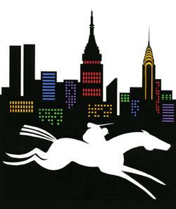Design for Belmont Stakes