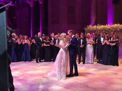 Cipriani Wall Street First Dance Energy