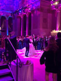 Cipriani Wall Street Band First Dance