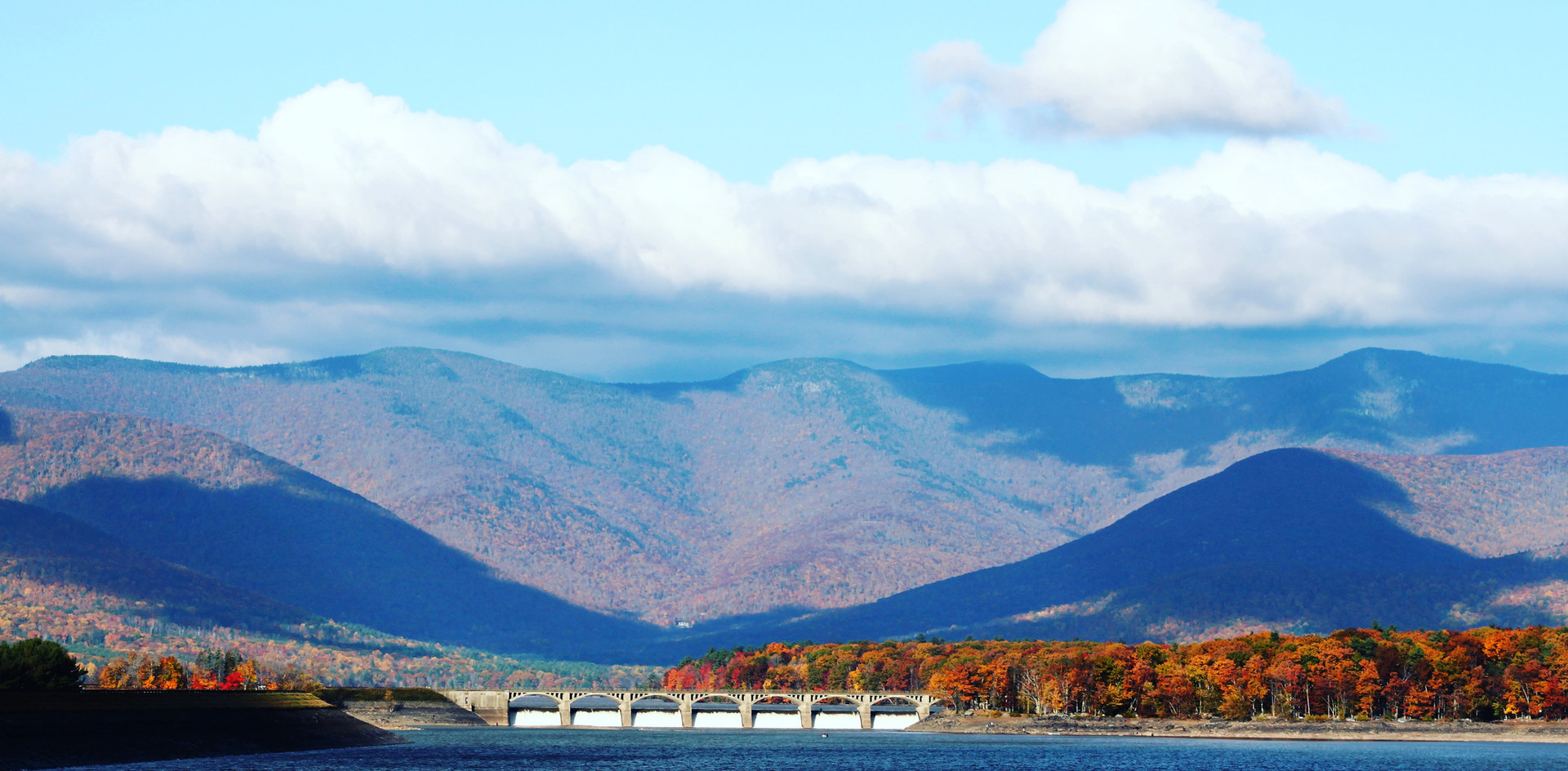 The Ashokan Reservoir