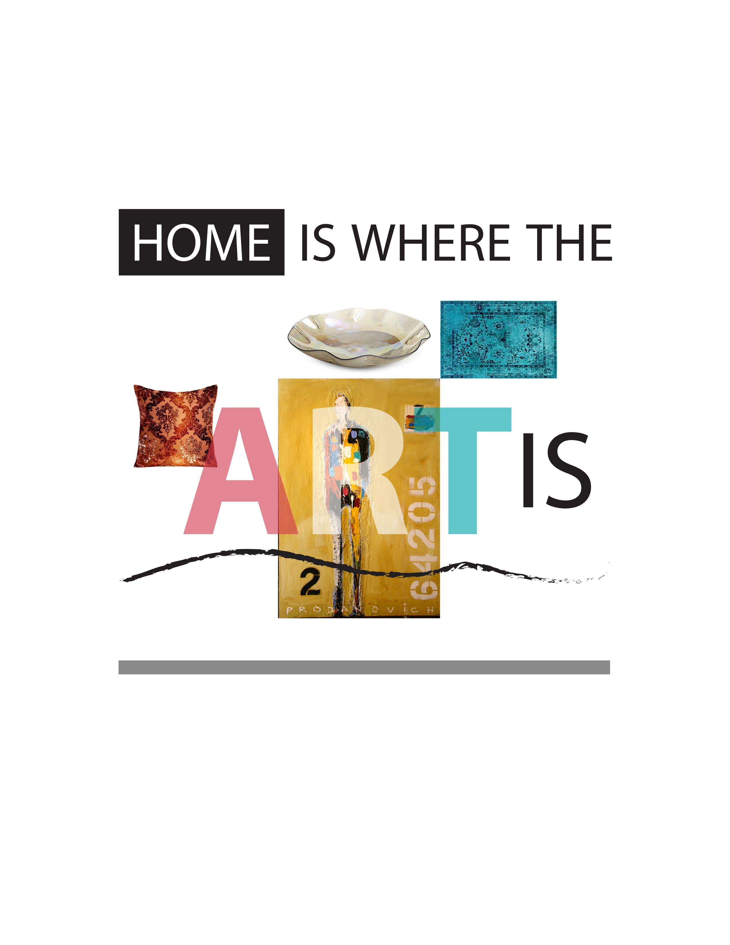 Home Art Is