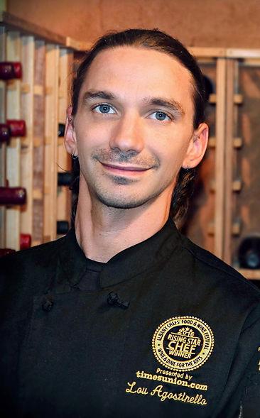 Chef Lou Agostinello