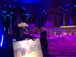 Cipriani Wall Street Background Painting