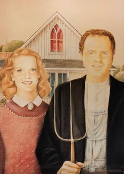 Nancy + Joe Wedding Gift