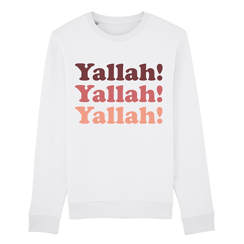 Sweat Shirt Yallah Fall