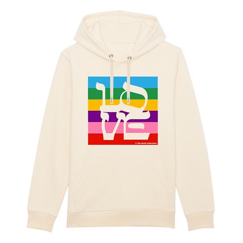 Hoodie et Sweat-Shirt Love New-York Rainbow
