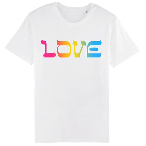 T-Shirt Love Rainbow