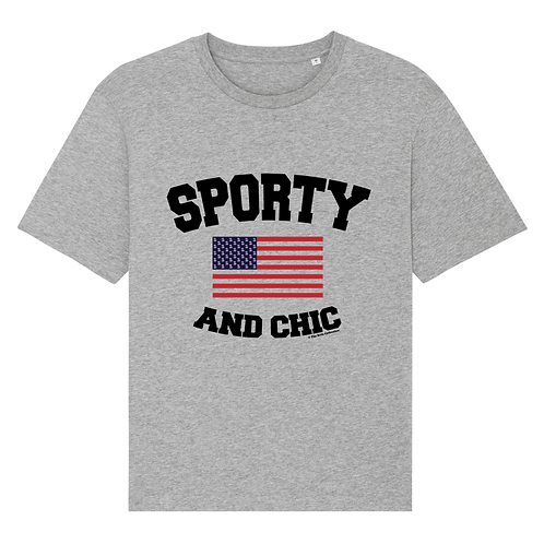 T-Shirt Sporty And Chic