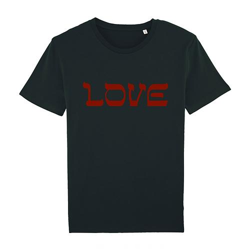 T-Shirt Love Velvet