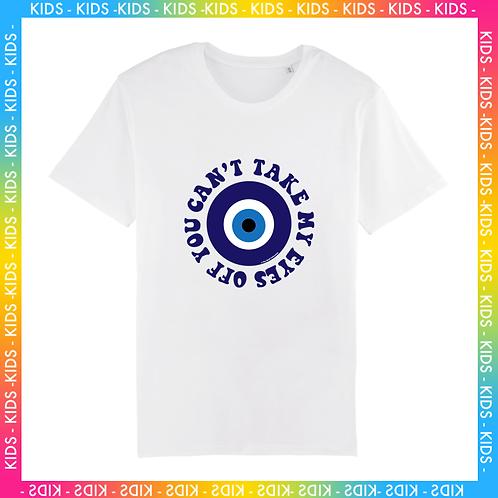 T-shirt Evil Eye Enfant