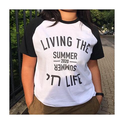 T-Shirt bicolore High Life