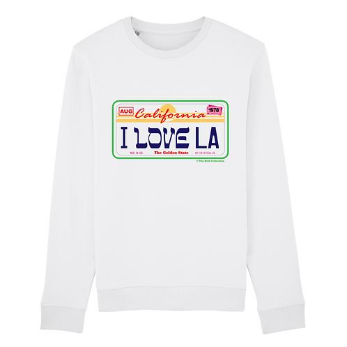 Sweat-Shirt I Love LA