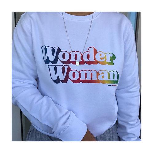 Sweat-Shirt Wonder Woman