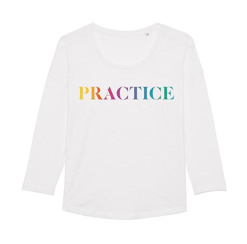T-Shirt Yoga Manches 3/4