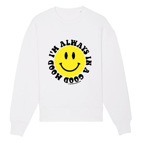 Sweat-Shirt Smiley